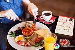 Ваш завтрак, Сэр! Или как начинают свой день в разных странах мира