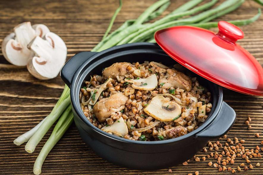 #я_готовлю_дома: оригинальные блюда из простой гречки