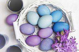 Как красить яйца на Пасху: натуральные красители и оригинальные способы
