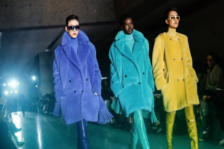 Модная палитра цветов Пантон Осень-Зима 2020/2021