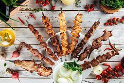 Необычные маринады для шашлыков и барбекю