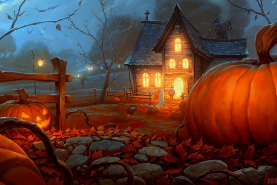 Хэллоуин-2018: когда и как отмечают жуткий праздник