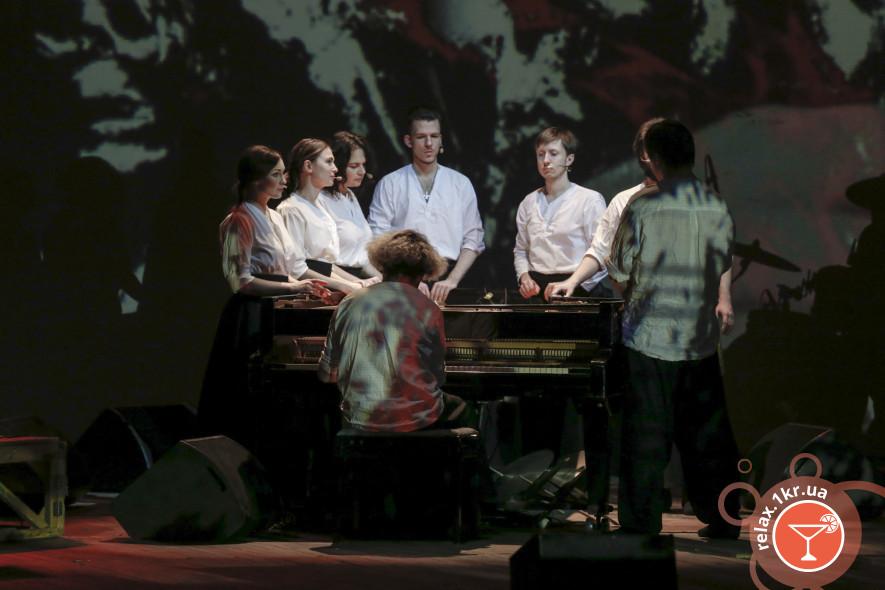 Опера Iyov - культурная революция в Кривом Роге