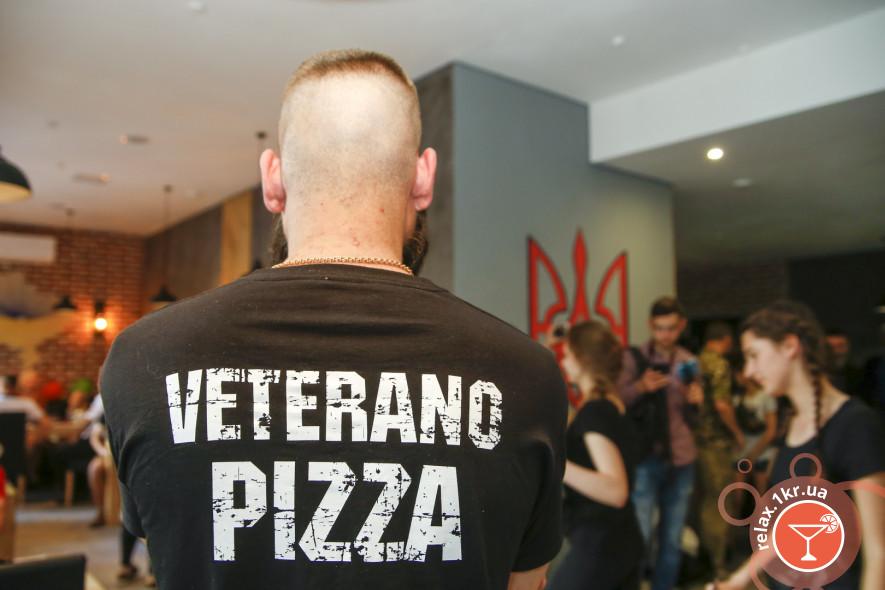 У Кривому Розі є, а у Львові – немає: У місті відкрилась Veterano Pizza
