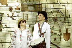 Неймовірні подорожі та музика, яка бентежить: у Кривий Ріг завітали Folknery