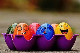 Топ 15 способов покрасить пасхальные яйца