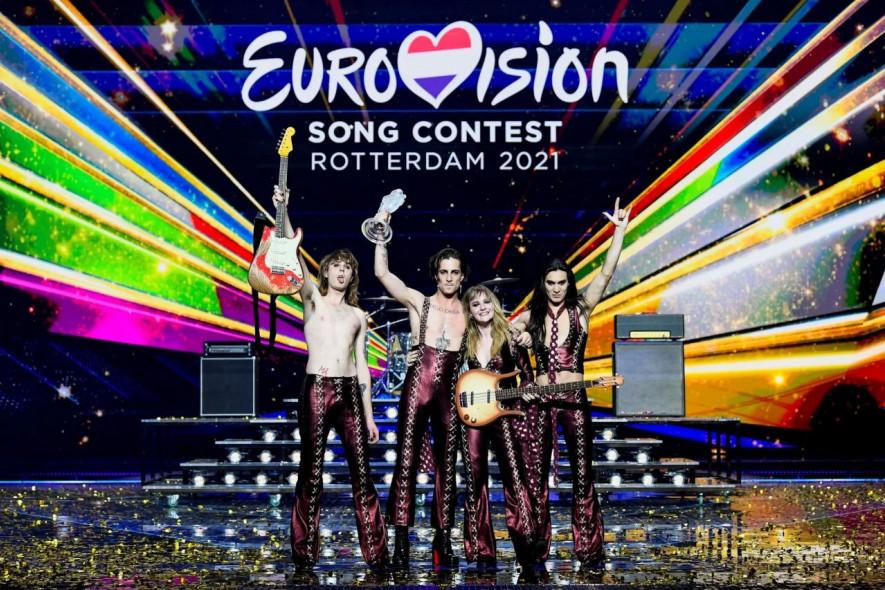 Итоги Евровидения 2021: Топ-5 выступлений финала