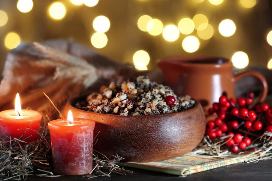 Рецепты традиционной и необычной кутьи на Рождество