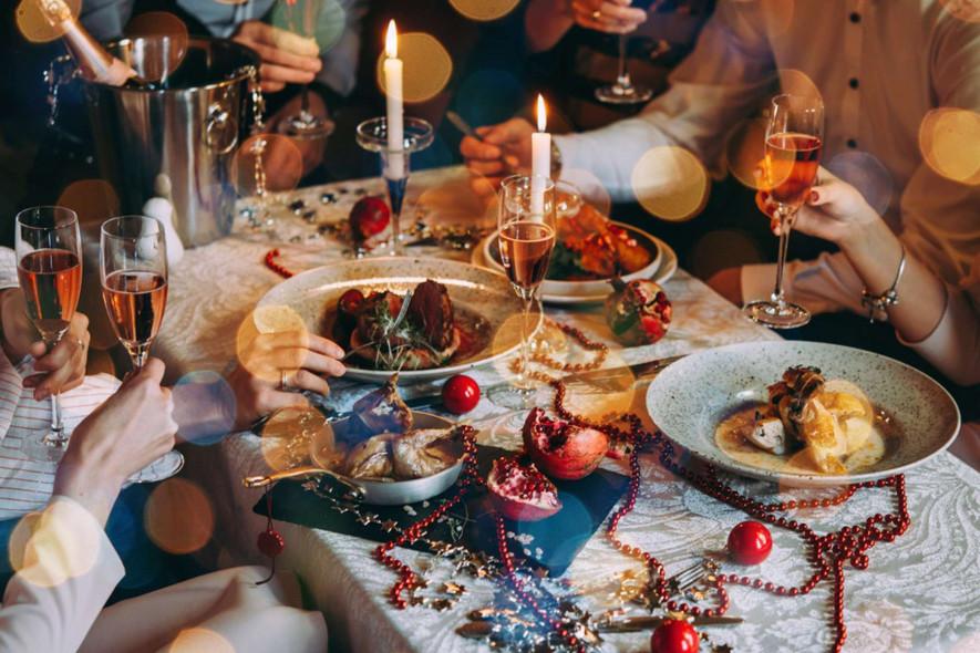 Меню на Рождество: лучшие рецепты оригинальных праздничных блюд