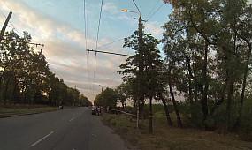 Страшное ДТП в Кривом Роге 30.07.2017