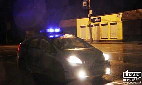 В Кривом Роге водитель такси ночью сбил пешехода | 1kr.ua