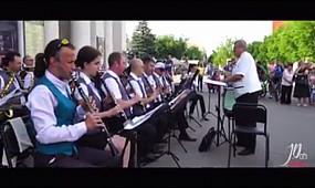 Кривой Рог: концерт под открытым небом