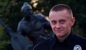 Кривой Рог в лицах. Патрульный полицейский Александр Вильчинский | 1kr.ua