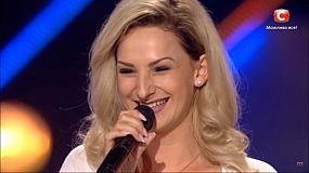 Екатерина Никицкая – Emeli Sande – Daddy – Х-Фактор 8. Восьмой кастинг