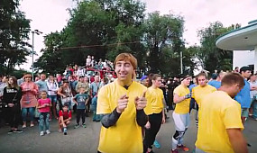 Upgrade Project «The - A - Team». Змагання з кроссфіту на День Незалежності України