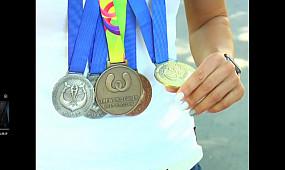 Плавание. Криворожские чемпионы