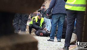 Участники ДТП в Кривом Роге препятствуют работе патрульных | 1kr.ua