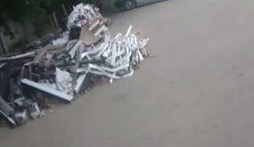 Незаконний металобрух