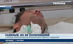 Военная прокуратура отказалась признать оператора Вячеслава Волка потерпевшим