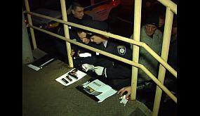 Задержание криворожанина с боевым оружием