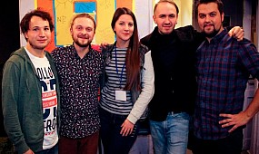 Jazz band «Show boat» повертає джаз у Кривий Ріг 17.12.2016 | 1kr.ua