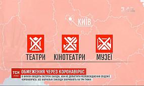 Карантин у дії: Україна вперше в історії запровадила багато обмежень через інфекцію