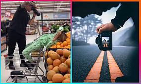 Фотография Нового Уровня   Поразительные Фотоэффекты