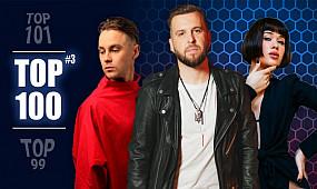 Топ 100 пісень 2020 року від українських виконавців | частина 3