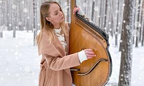 Тихая Ночь - Новогодняя Музыка (Кавер на Бандуре от Татьяны Мазур)
