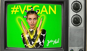 Jerry Heil - Vegan [Lyric video Eurovision song 2020]