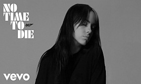 Billie Eilish - No Time To Die (Audio)