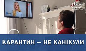 Суспільство Кривий Ріг: карантинний навчальний рік очима школяра |1kr.ua