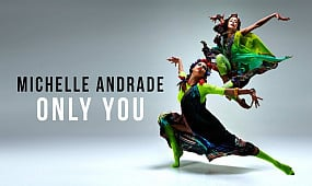 Michelle Andrade - Only You [Official Anthem of European Rhythmic Gymnastics Championships]