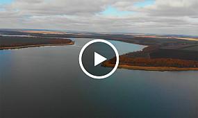 Карачуновское водохранилище (Кривой Рог)