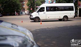 Происшествия: в Кривом Роге подросток столкнулся с маршрутным такси | 1kr.ua