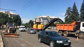 Ускладнено рух на площі Поля