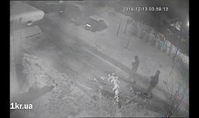 В Кривом Роге работают автовзломщики