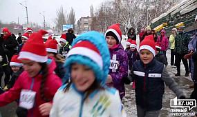 Общество Кривой Рог: благотворительный забег накануне Дня святого Николая | 1kr.ua