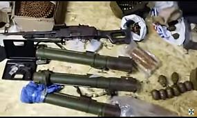 На Дніпропетровщині СБУ блокувала надходження зброї з району АТО