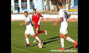 Горняк-Реал Фарма Одесса 3:1 (обзор). 2 лига, 11 тур. 30.9.18
