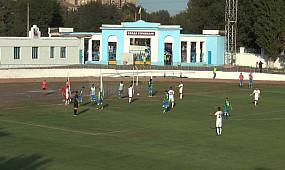 Горняк-Кристалл Херсон 1:0 (обзор). 2 лига, 6 тур
