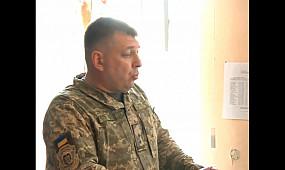 У справі В.Волка засвітчив військовий комісар