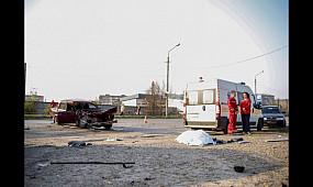 Новости Кривой Рог: Смертельное ДТП случилось на объездной дороге города   1kr.ua