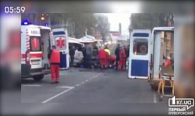 Происшествия Кривой Рог: Хронология смертельного ДТП | 1kr.ua