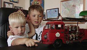 Родина рятувальників з Кривого Рогу бере участь у фотоконкурсі