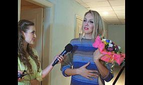 Гарна новина. Оля Полякова (11.12.15)