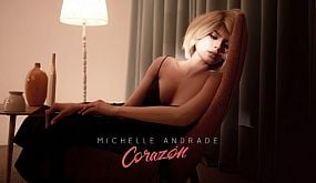 Michelle Andrade - Coraz?n [Lyric Video]