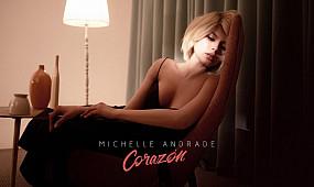 Michelle Andrade - Coraz?n [Lyric Video]