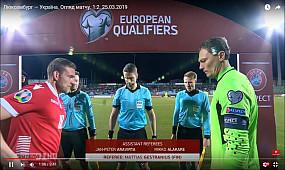 Люксембург — Україна. Огляд матчу. 1:2. 25.03.2019