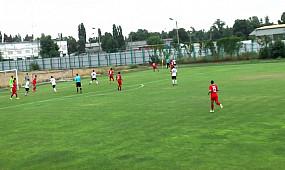 Горняк-Спорт - Горняк (Кривой Рог) - 1:4. Голы матча